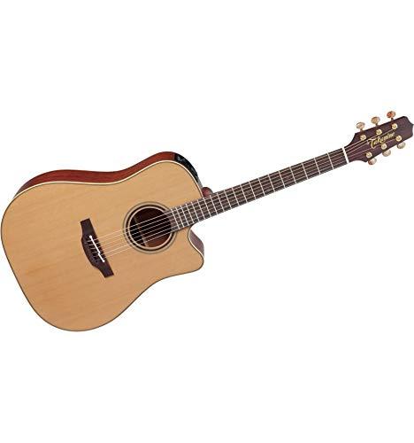 Takamine - P3dc guitarra electro-acustica dreadnought serie pro