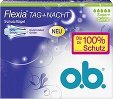 O.B. Tampons Flexia Super Plus Comfort 32 Stück - Super Tampons