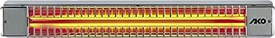 Glen Dimplex AKO Terrassenstrahler eds UWS 75 RD/1E 1300W 72x10,5x10 Heizstrahler 4011652500219 von Glen Dimplex auf Heizstrahler Onlineshop