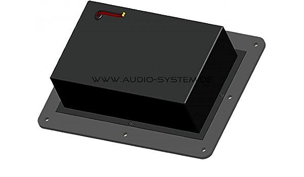 Audio System H 300 1 Digitaler Monoblogverstärker Elektronik