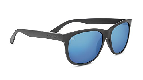 Serengeti ostuni occhiali da sole, lente: polarized 555nm blue mirror, grigio