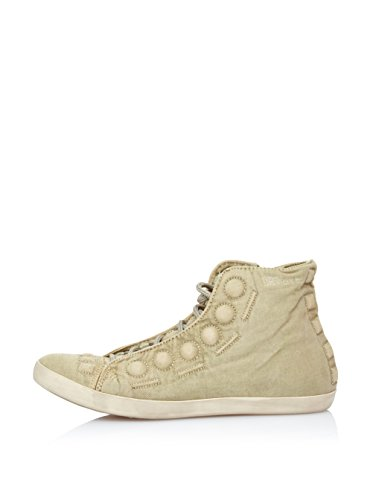 Fornarina Sand Canvas Wo's, Baskets Basses Femme beige - Arena