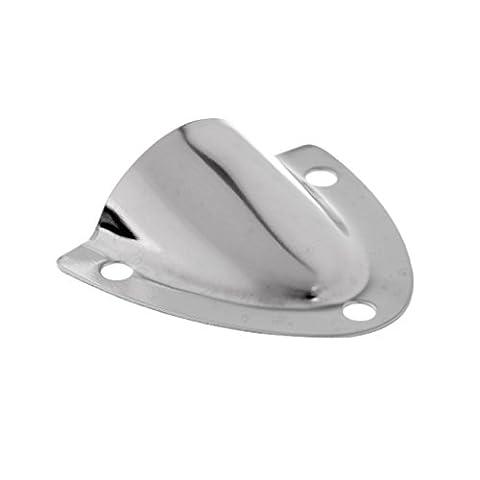 Sharplace Edelstahl Clam Shell Vent