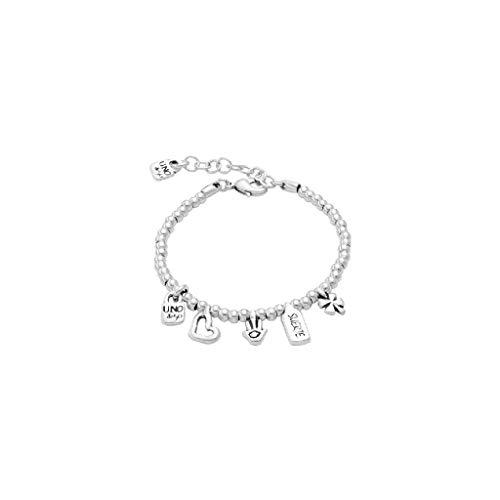 Uno de 50 PUL1855MTL0000M Give Me 5 Bracelet Femme Métal