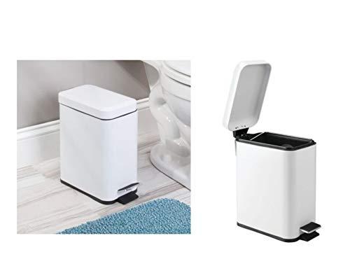IDesign Cubo con tapa para la basura