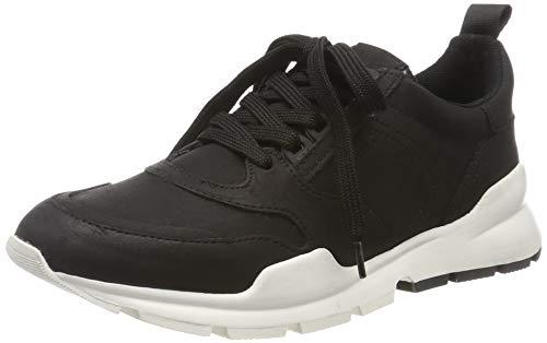 ESPRIT Damen Chelo LU Sneaker, Schwarz (Black 001), 38 EU