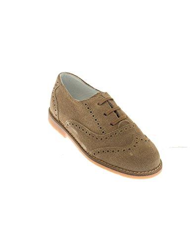 Gulliver Oxford Schuh Marine Blau Beige