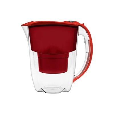 AQUAPHOR Améthyste filtre à eau (Rouge). Meilleur filtre Pichet en