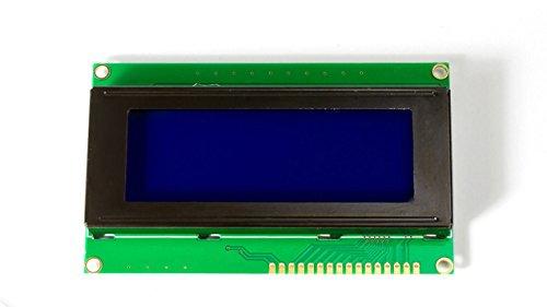 Zeichen 20 (2004 20x4 Zeichen LCD Display Modul HD44780 blaues BL für Arduino Raspberry Pi)