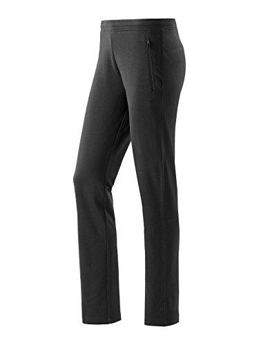 Michaelax-Fashion-Trade Joy - Damen Sport und Freizeit Sweat Hose in Schwarz oder Blau, Sheryl (30178), Größe:36, Farbe:Black (00700)