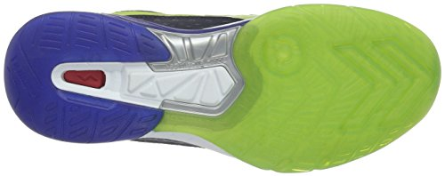 Hummel Omnicourt Z8, Chaussures de Fitness Mixte Adulte Vert (Surf The Web)