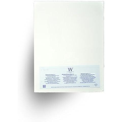 Whitebook Planificador/agenda 2016, C016-L, con plan anual, mensual y semanal Whitebook, 64 hojas de papel FSC, 248 x 190 mm (recambio para Whitebooks
