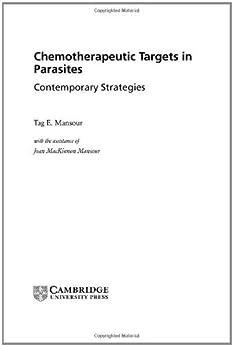 Chemotherapeutic Targets In Parasites: Contemporary Strategies por Joan Mackinnon Mansour epub