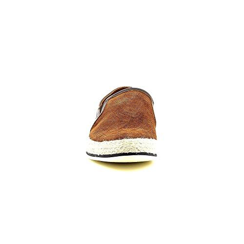 Uomo Leroy Espandr Scamosciata Pantofole C Mr Cafeina 9 Pelle Basso Cognac Scarpe Ragazze 2 Marrone xa8EFCqYw