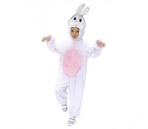 Fair vestito di carnevale tutina coniglio per bimbo bimba shoponline (3-4 anni)