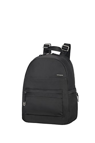 Samsonite Move 2.0 Backpack Mochila Tipo Casual, 7.59 Litros, Color Negro