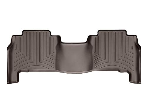 WeatherTech FloorLiner pour Toyota Land Cruiser V8 J200 (Notes) 2008-12|Cacao|2ème Rangée