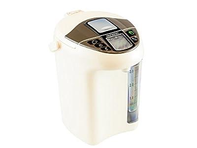 Thermo pot Bouteille-Bouilloire Electrique, 4,3 L Ivoire, 750 W