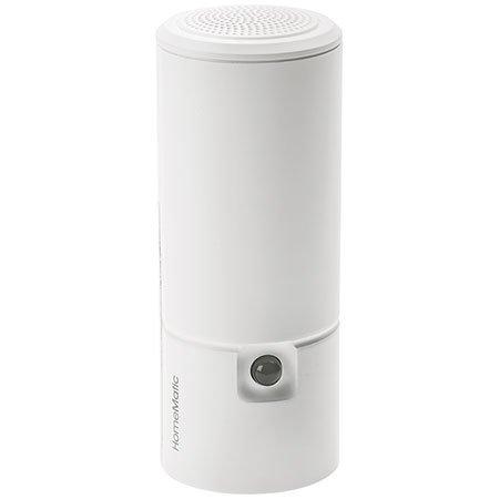 ELV Homematic Komplettbausatz Innensirene als Mini-Alarmanlage HM-Sec-Sir-WM, für Smart Home/Hausautomation