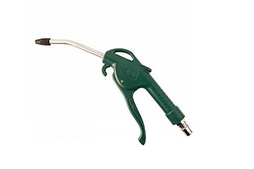 Hochwertig Druckluftpistolen Ausblaspistolen 120mm, passend für Kompressoren (Grün)