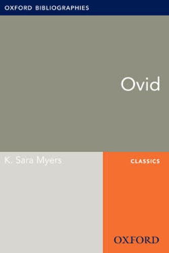 Ovid: Oxford Bibliographies Online Research Guide (Oxford Bibliographies Online Research Guides) (English Edition)