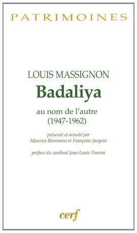 Badaliya : Au nom de l'autre (1947-1962)