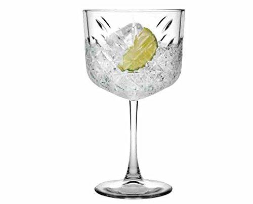 Gin Tonic cáliz de vidrio Timeless Pasabahce 55 cl