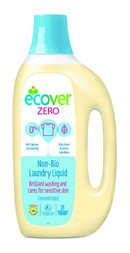 Used, Ecover Zero Laundry Liquid 1.5Ltr for sale  Delivered anywhere in Ireland
