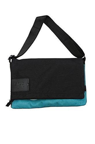 ohyo Sac par FeliX Conran ; multifonction sac qui grandit avec votre jour 42cm x 28cm bleu