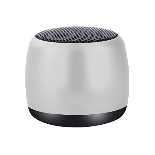 OPAKY Mini tragbarer Bluetooth + FM MP3-Lautsprecher Laden Musik Subwoofer SuperBass Stereo auf für iPhone, Samsung usw.