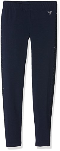 GUESS, JEGGINGS - J64B2500IVJ - Leggings da bambina, colore a716 ink blue, taglia L