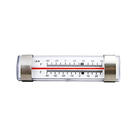 BESTonZON Kühlschrank Gefrierschrank Thermometer Temperaturanzeige