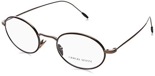 Brillen Giorgio Armani AR 5076 BRUSHED BRONZE Herrenbrillen