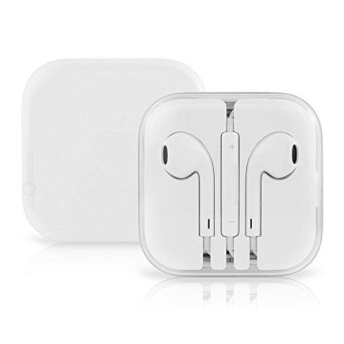 mycs Kopfhörer Freisprecheinrichtung mit Mikrofon für iPhone 76S 65S 5C 4S iPad Air iPod Pocket Guitar Amp