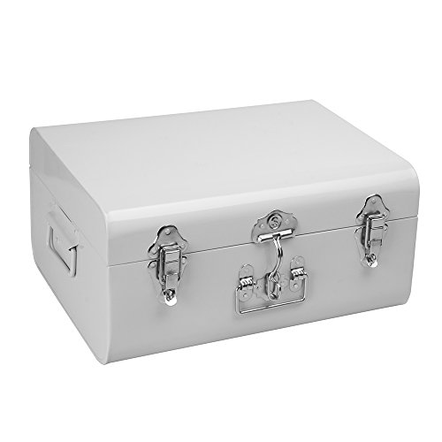 bhs-durable-large-metal-trunk-with-21-litre-storage-capacity-chest-or-locked-box-lock-sold-separatel