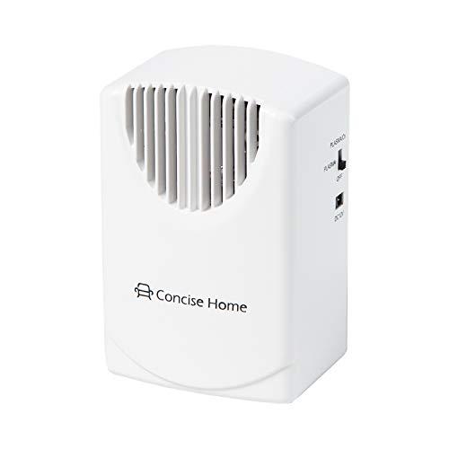 Concise home plasma generatore di ozono 300mg deodorante sterilizzatore o3 per purificatore d'aria filtrazione allergeni, formaldeide, polveri, capelli, muffa, purificatore d'aria casa