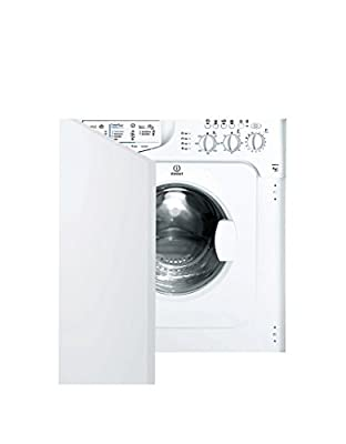Indesit iwme 127 Integrated 7 kg 1200rpm A + White Front Load – Washing Machine (Built-in, Front Loading, White, Left, LED, 52 (L) by Indesit