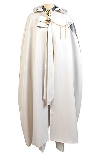 Fuman Seraph of the End Vampires Mikaela Hyakuya Uniform Outfit Cosplay Kostüm Herren - Mikaela Hyakuya Kostüm