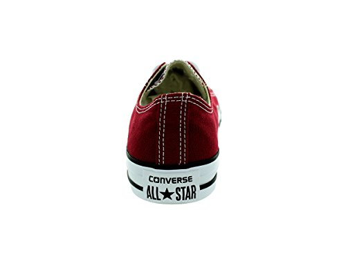 Converse Chuck Taylor All Star Homme Burnished Suede Ox, Baskets mode homme Chili Paste