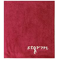 Storm Bowling Pink Breast Cancer Shammy Leather Towel by Storm