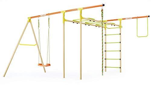 Kettler 0S02016-0010 Trimmstation, braun, orange, grün, gelb
