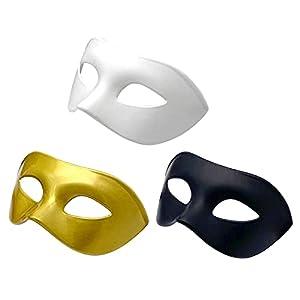 Mascarada de máscaras,3 unidades, color