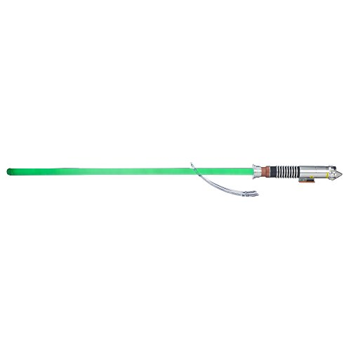 Wars Skywalker Star Kostüm Luke - Star Wars Force FX Lichtschwert Luke Skywalker Deko-Waffe Standard