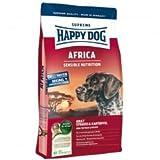 Happy Dog Supreme Africa 4 kg, Futter, Tierfutter, Hundefutter trocken