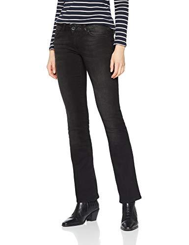 Seven for all Mankind International SAGL Hw Jean Skinny, Bleu (Slim Illusion Los Feliz 0dw), W28/L30 (Taille Fabricant: 28) Femm
