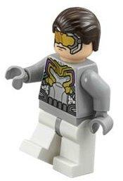 Lego Super Heroes Minifigur Hydra Gefolgsmann Henchman Age of Ultron (2015)