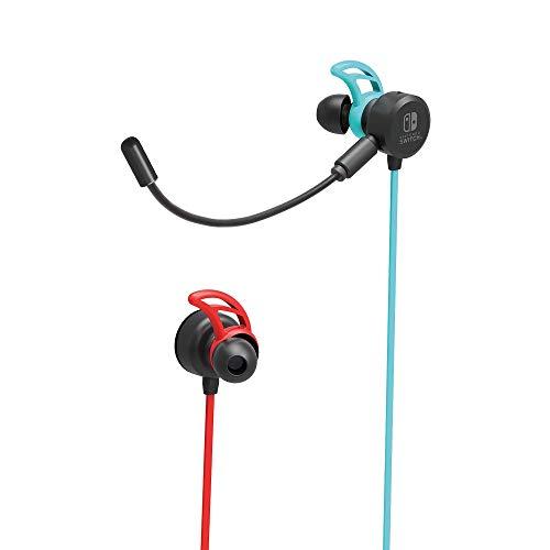 Gaming Kopfhörer für Nintendo Switch (Neon Blau/Rot)