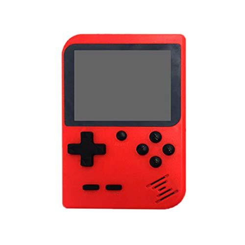 Console-De-Jeu-Portable-Machine-De-Jeu-3-Pouces-168-Jeu-Rtro-FC-Console-De-Jeu-Console-De-Jeu-Classique-USB-Charge-Enfants-Anniversaire-Cadeau-Cadeau-De-Nol-NoirRed