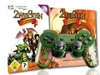 2weistein - Das Geheimnis des roten Drachen inkl. Gamepad & Soundtrack