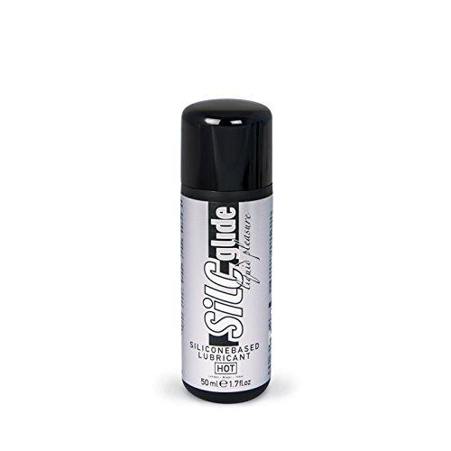 Lubrificante silicona deslizante efecto calor 50 ml